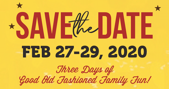 Save the Date, Feb 27-29, 202